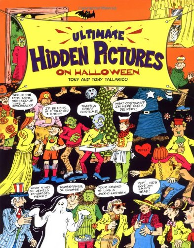 Hidden Pictures: On Halloween (Ultimate Hidden Pictures) by Price Stern Sloan