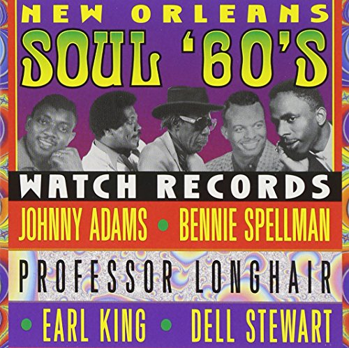 New Orleans Soul 60's by Unknown