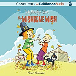 Judy Moody & Stink: The Wishbone Wish