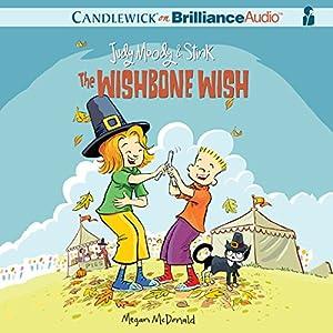 Judy Moody & Stink: The Wishbone Wish Audiobook