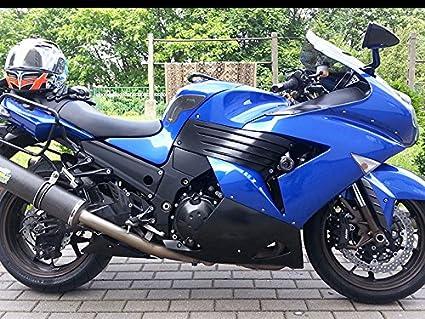 Amazon.com: Moto Onfire Fit for Kawasaki Ninja ZX-14R Full ...
