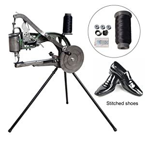 Seeutek Shoe Repair Machine Manual Shoe Mending Sewing Machine