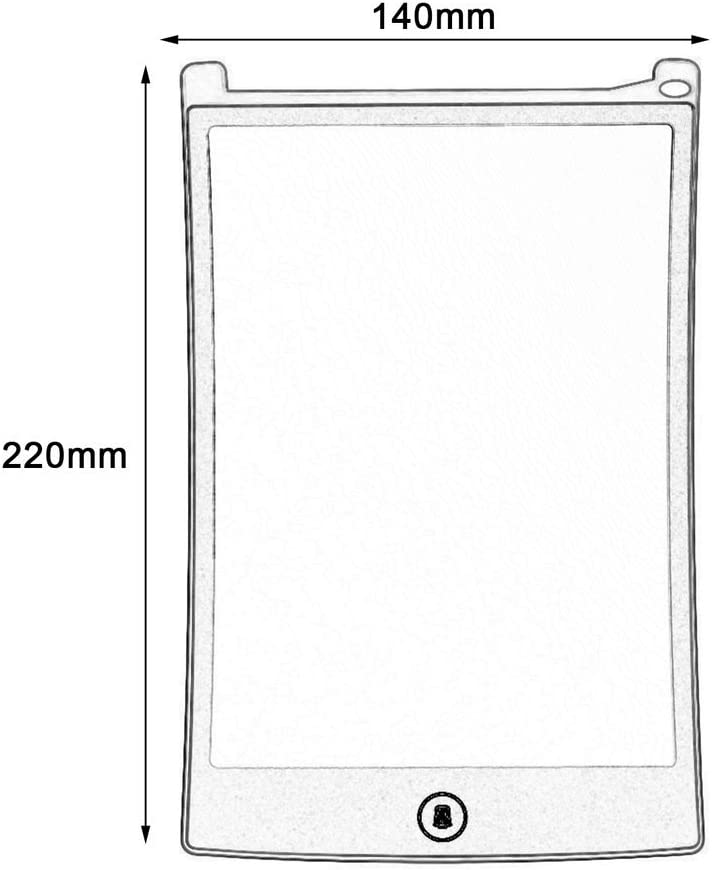 Coldcedar 8.5 LCD eWriter Tablet Writting Drawing Pad Memo Message Board Notepad Stylus