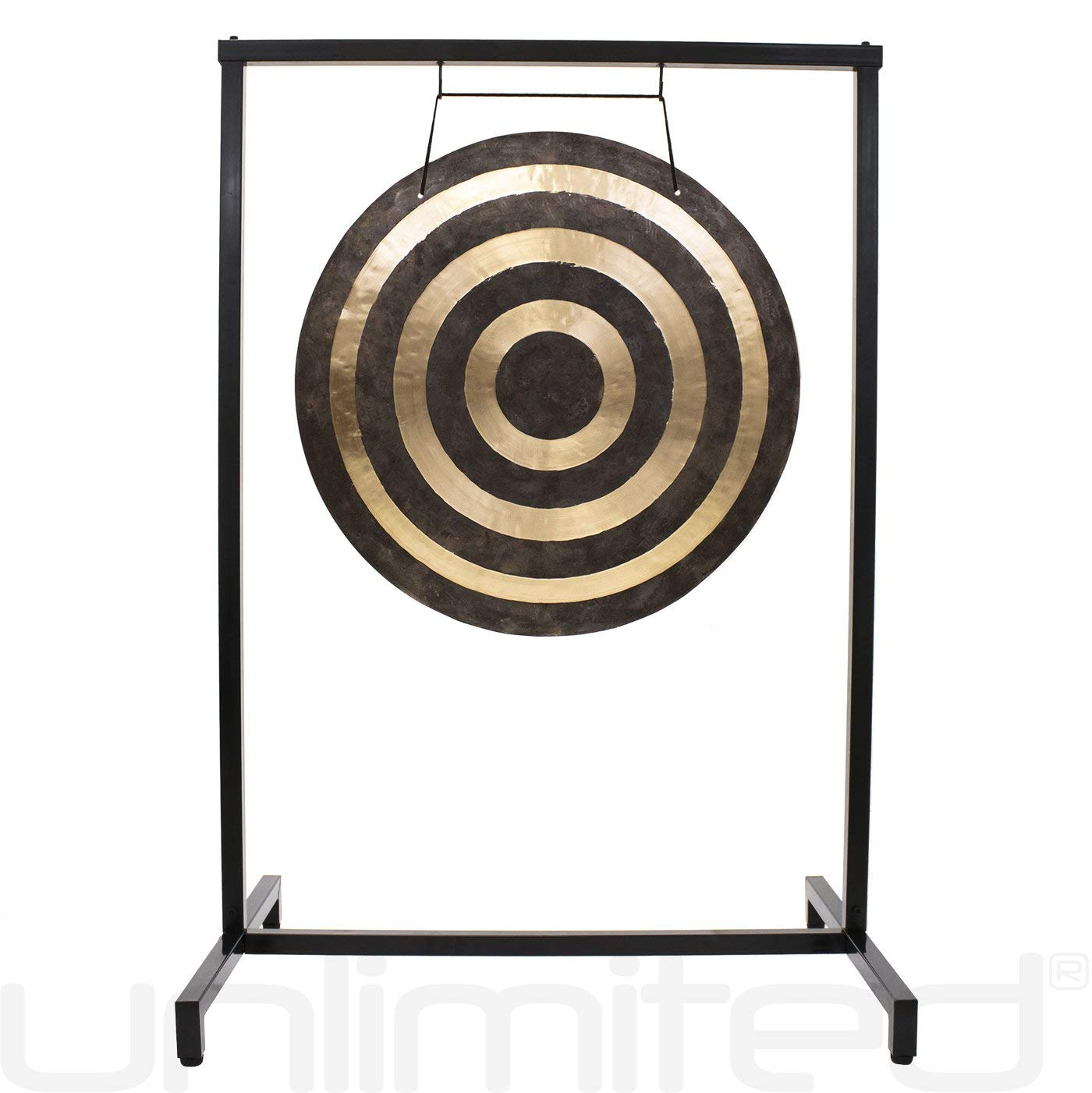 22'' to 28'' Gongs on the Everyday Miracle Gong Stand by Unlimited