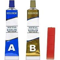 Magic Welding Glue, Industrial Heat Resistance Cold Weld Metal Repair Paste, Heat Resistant Cold Weld Glue Repairing…