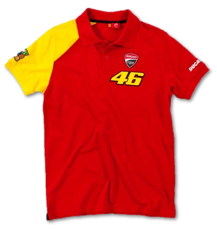 Ducati Corse Valentino Rossi No 46 rojo almorranas, hombre, color ...