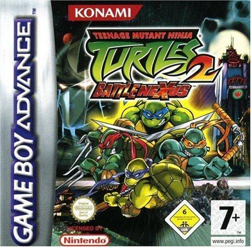 Teenage Mutant Ninja Turtles 2 - Battlenexus: Amazon.es ...