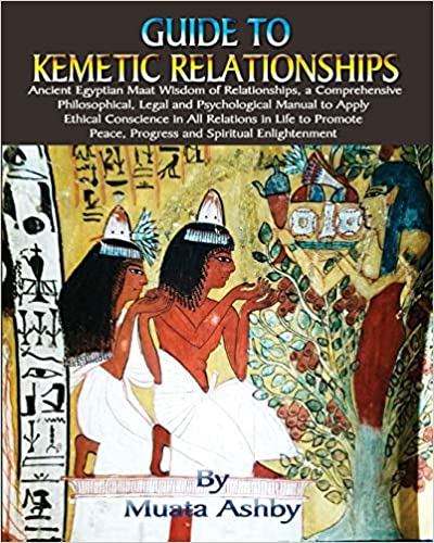 Amazon.com: Guide to Kemetic Relationships: Ancient Egyptian ...