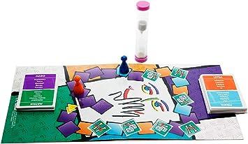 Llorens Hasbro - Tabú, edición de Viaje: Amazon.es: Juguetes y juegos