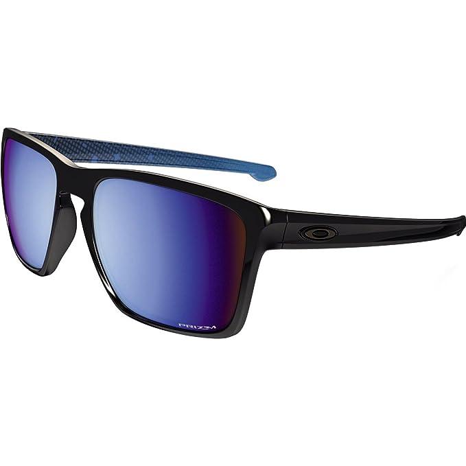 7a4c0d936 Oakley Sliver XL 934112 Gafas de sol, Polished Black, 57 para Hombre:  Amazon.es: Ropa y accesorios