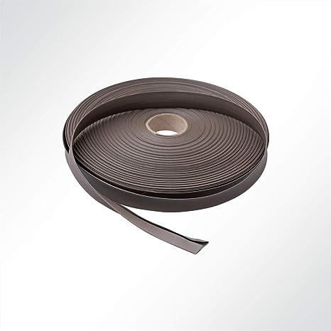 LKW-.. Stamoid Edge PVC-beschichtetes Einfassband weiß 20mm für Markisenstoffen