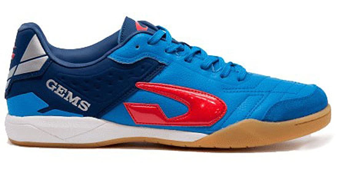 Bleu GEMS , Chaussures de foot pour homme  39 EU