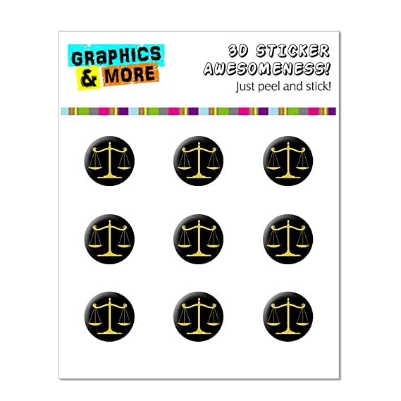 Amazon Graphics And More Balanced Scales Of Justice Symbol