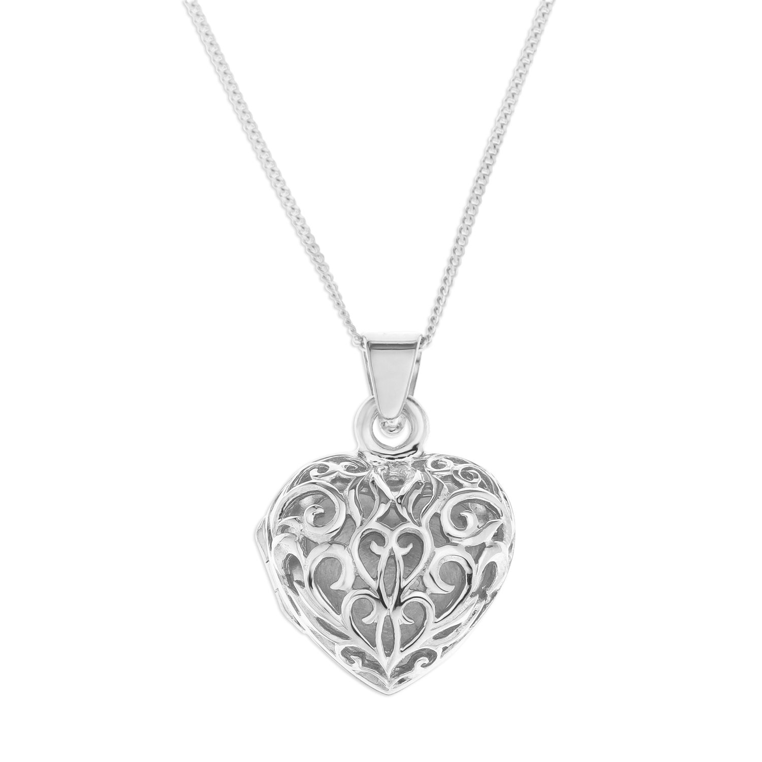 heart jewellery initial for silver ashes sterling her shop pendant planished half imprint memorial disc lockets