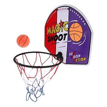 SM SunniMix Mini Aro De Baloncesto para Aros Interiores ...