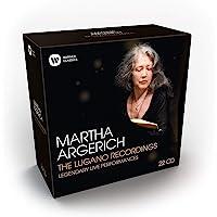 Argerich - The Lugano Recordings