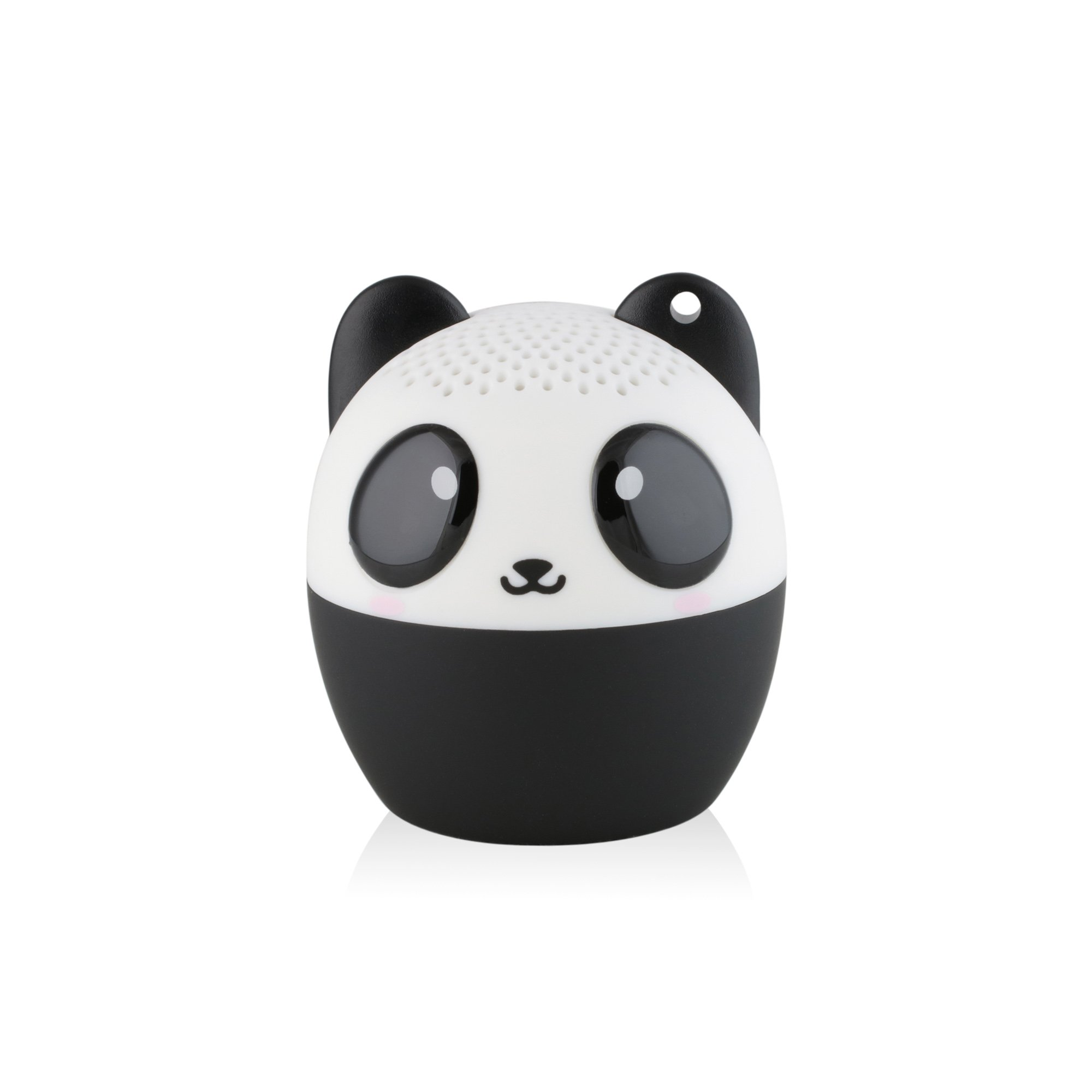 My Audio Pet (Gen 1 Mini Bluetooth Animal Wireless Speaker with Powerful Rich Room-filling Sound - 3W audio driver - Remote Selfie Function - for iPhone/iPad/iPod/Samsung/HTC/Tablets - PANDAmonium