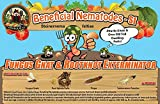 10 Million Live Beneficial Nematodes Sf - Fungus Gnat/Rootknot Gall Exterminator