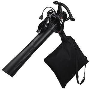 Black & Decker BV3100 12-Amp Blower/Vacuum/Mulcher (Renewed)