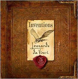 Leonardo da Vinci (Inventions): Arcturus Publishing: 9781782121886 ...