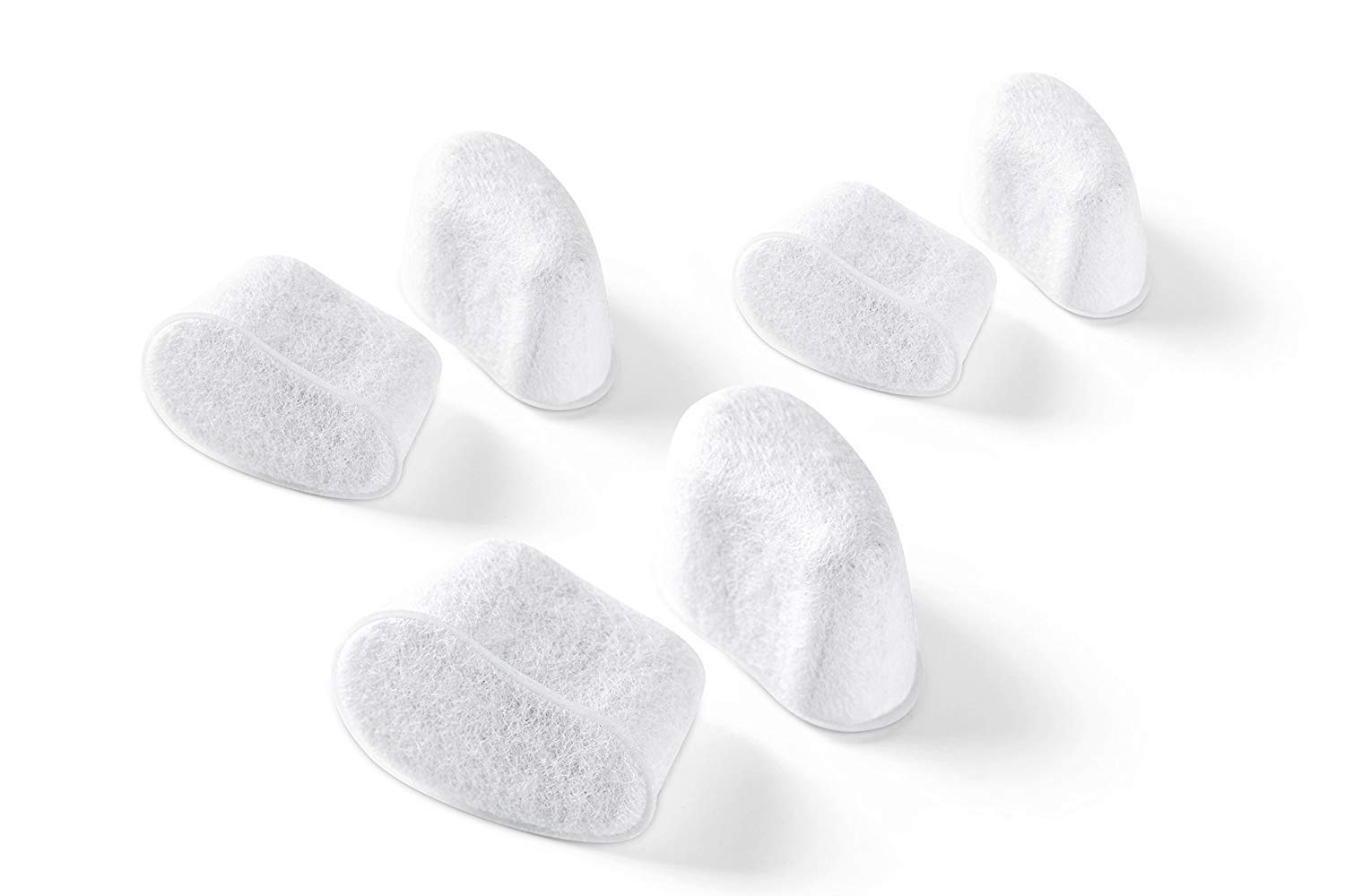 6-Pack Replacement Charcoal Water Filters for Krups Coffee Maker