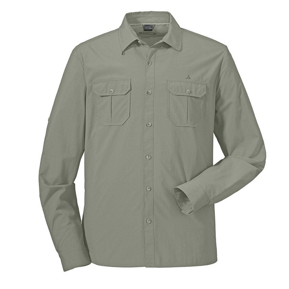 Schöffel Herren Shirt Gibraltar UV, Shadow