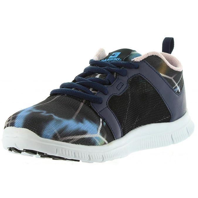 Zapatillas deporte de Mujer BASS3D 41193 C NAVY Talla 38 9qjOQDrr