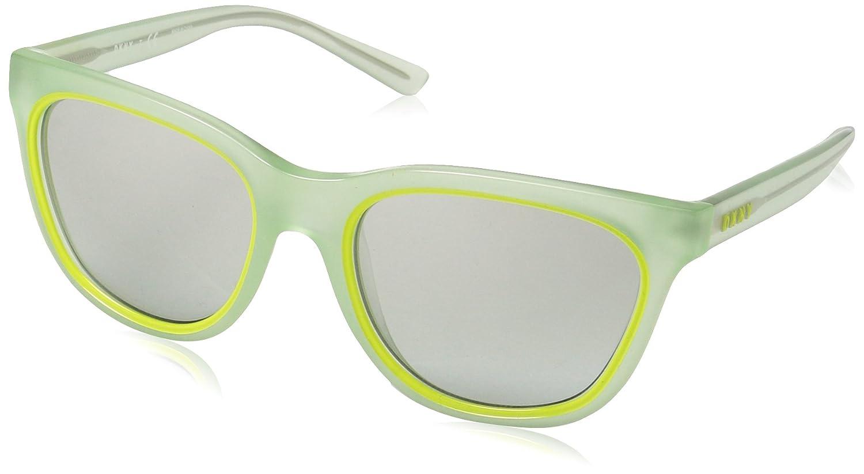 DKNY 0DY4159 Gafas de sol, Shiny Milky Mint, 54 para Mujer ...