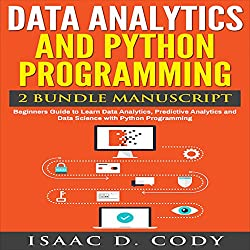 Data Analytics and Python Programming: 2 Bundle Manuscript