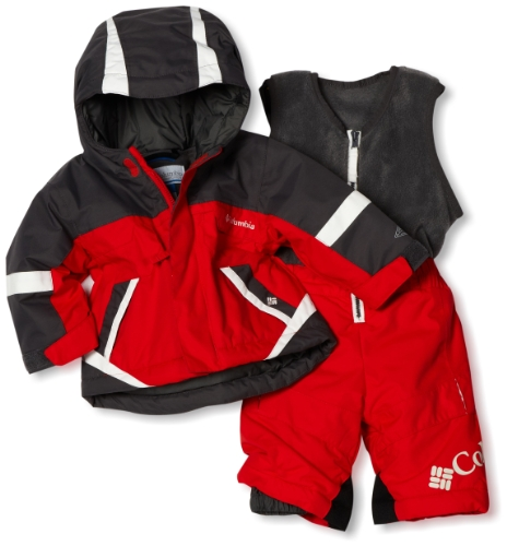 Columbia Baby Boys' Buga Set
