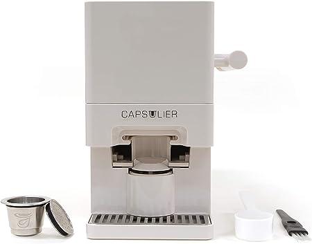 Capsulier Lite - Máquina para el envasado de capsulas de café, compatible con Nespresso: Amazon.es: Hogar