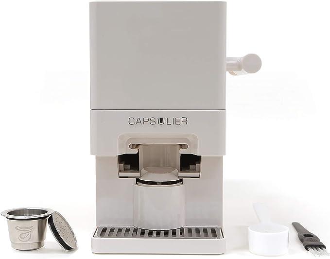 Capsulier Lite - Máquina para el envasado de capsulas de café ...