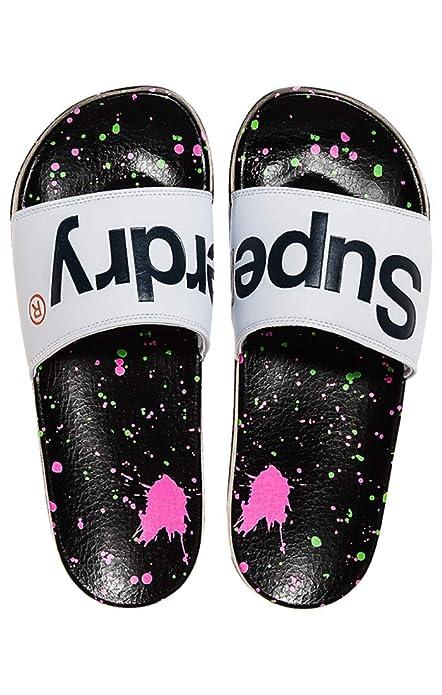 bbe083ebda39 Superdry Men s Beach Slide Beach   Pool Shoes  Amazon.co.uk  Shoes   Bags