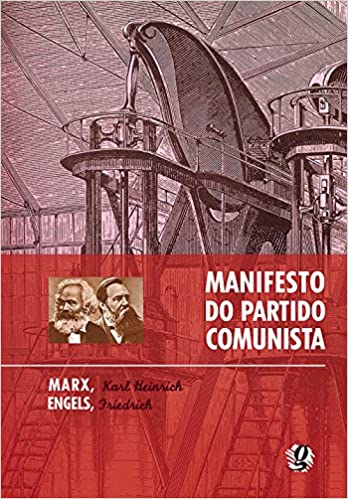 Book O Manifesto do Partido Comunista (Em Portuguese do Brasil)