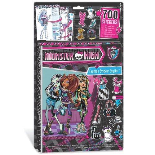 Monster High Fashion Sticker (Monster High Actor)