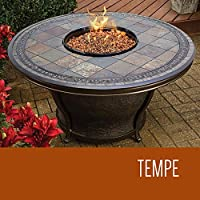 TK Classics FP-TEMPE-KIT Tempe Round Sla...