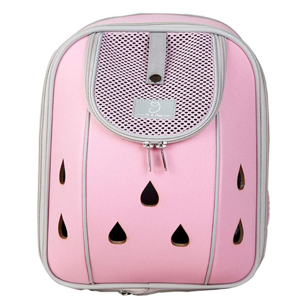 Pink S Pink S MEIHAO Pet Carrier Backpack for Small Dogs and Cats Airline-Approved, Designed for Travel, Hiking, Walking & Outdoor Use