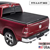 TruXedo TruXport Soft Roll Up Truck Bed Tonneau Cover | 246901 | fits 09-18, 19-20 Classic Ram 1500, 2500, 3500 with or…