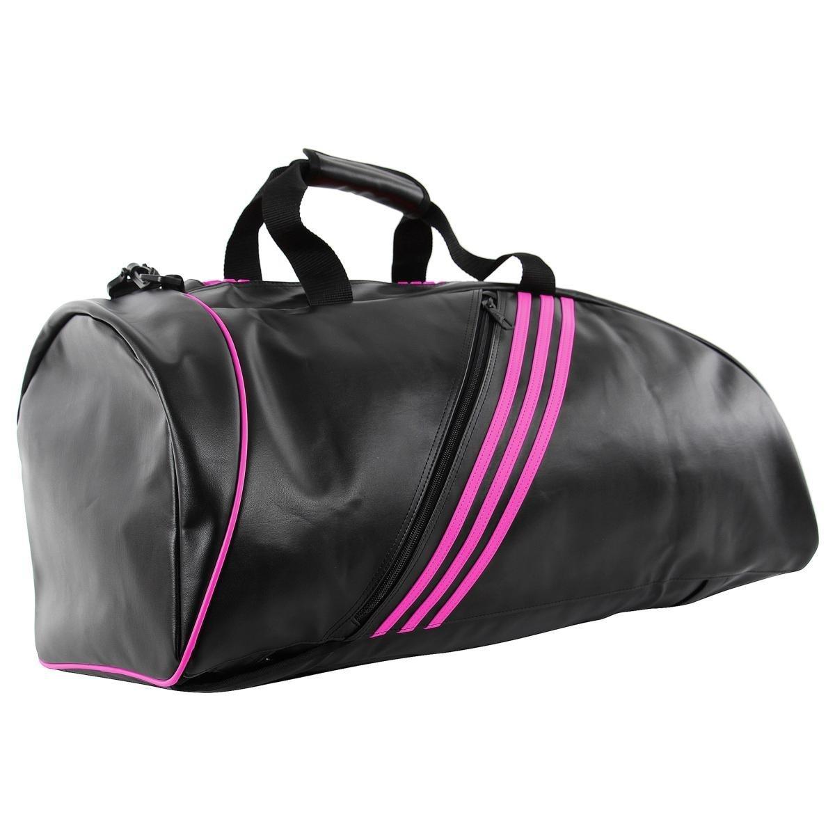 adidas Adiacc051 C - Bolsa de Deporte para Hombre, Color Negro/Rosa, tamaño Talla L: Amazon.es: Deportes y aire libre