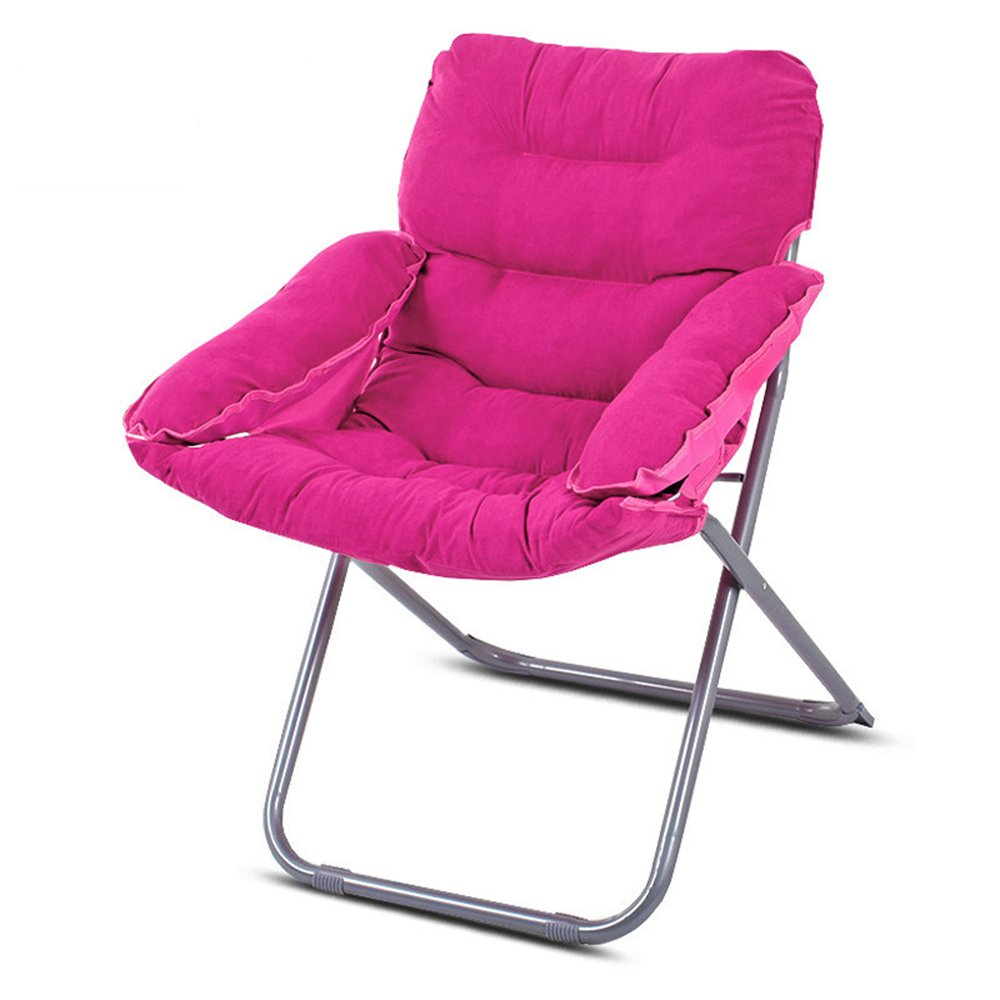 Computer chair / home lazy chair / folding college dormitory balcony office chaise longue / bedroom game chair / chair 65 66 43 / 95cm ( Color : 11 )