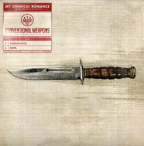 My Chemical Romance - Conventional Weapons, No.2 - Zortam Music