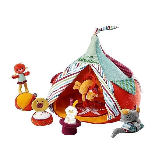 Lilliputiens - 86512 - Cirque et ses acrobates: Am...
