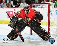 """Corey Crawford Chicago Blackhawks 2016-2017 NHL Action Photo (Size: 8"""" x 10"""")"""