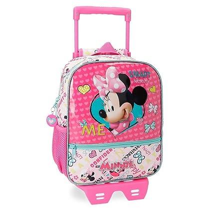 Disney Happy Helpers Sac à dos enfants, 28 cm, 6.44 liters, (Rosa)