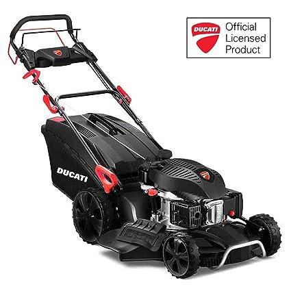 Ducati DLM5300 - Cortacésped a gasolina, 200 cc, 6 HP, autopropulsado, 53 cm: Amazon.es: Bricolaje y herramientas