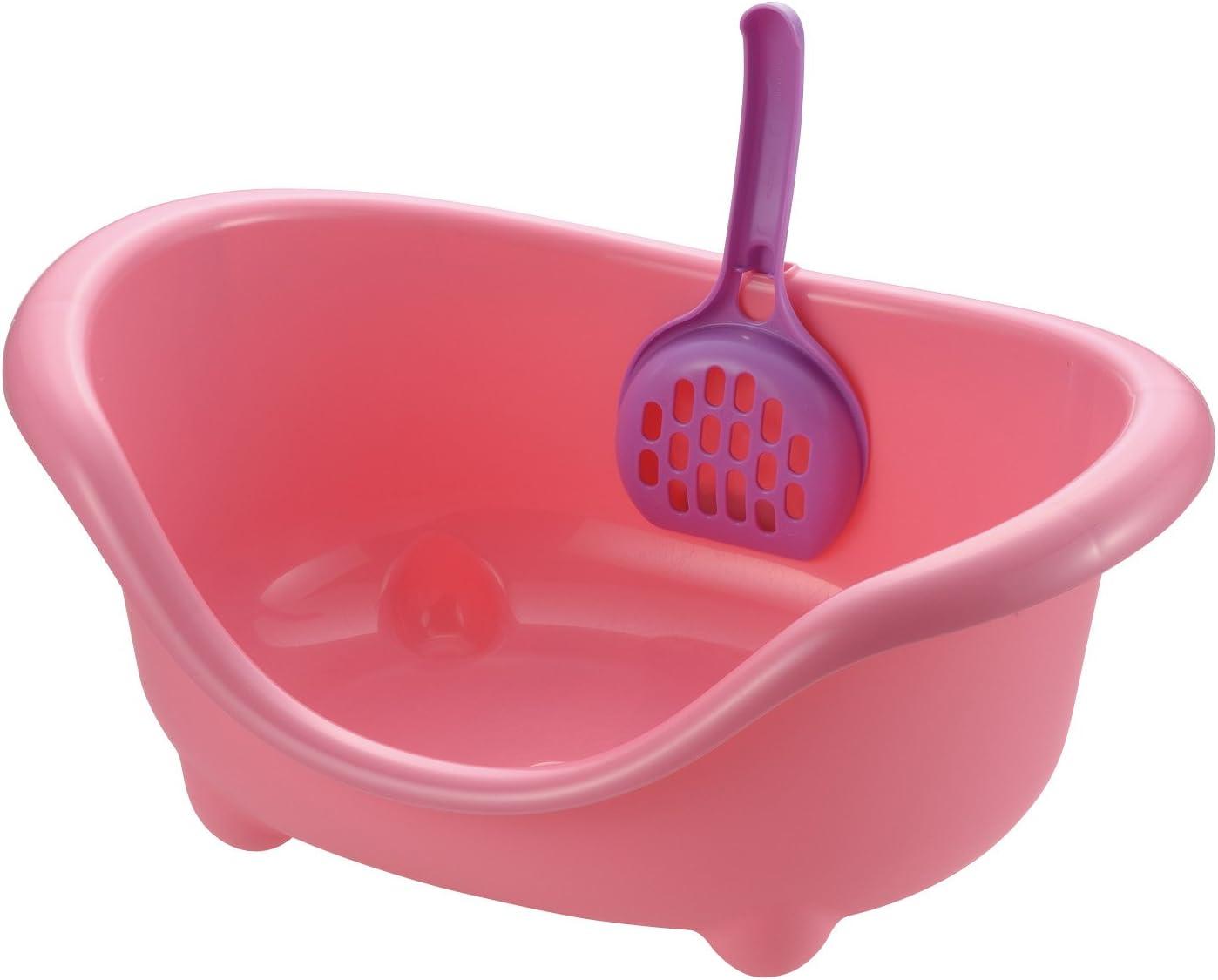 こネコのトイレ ピンク 【おまとめ40個】
