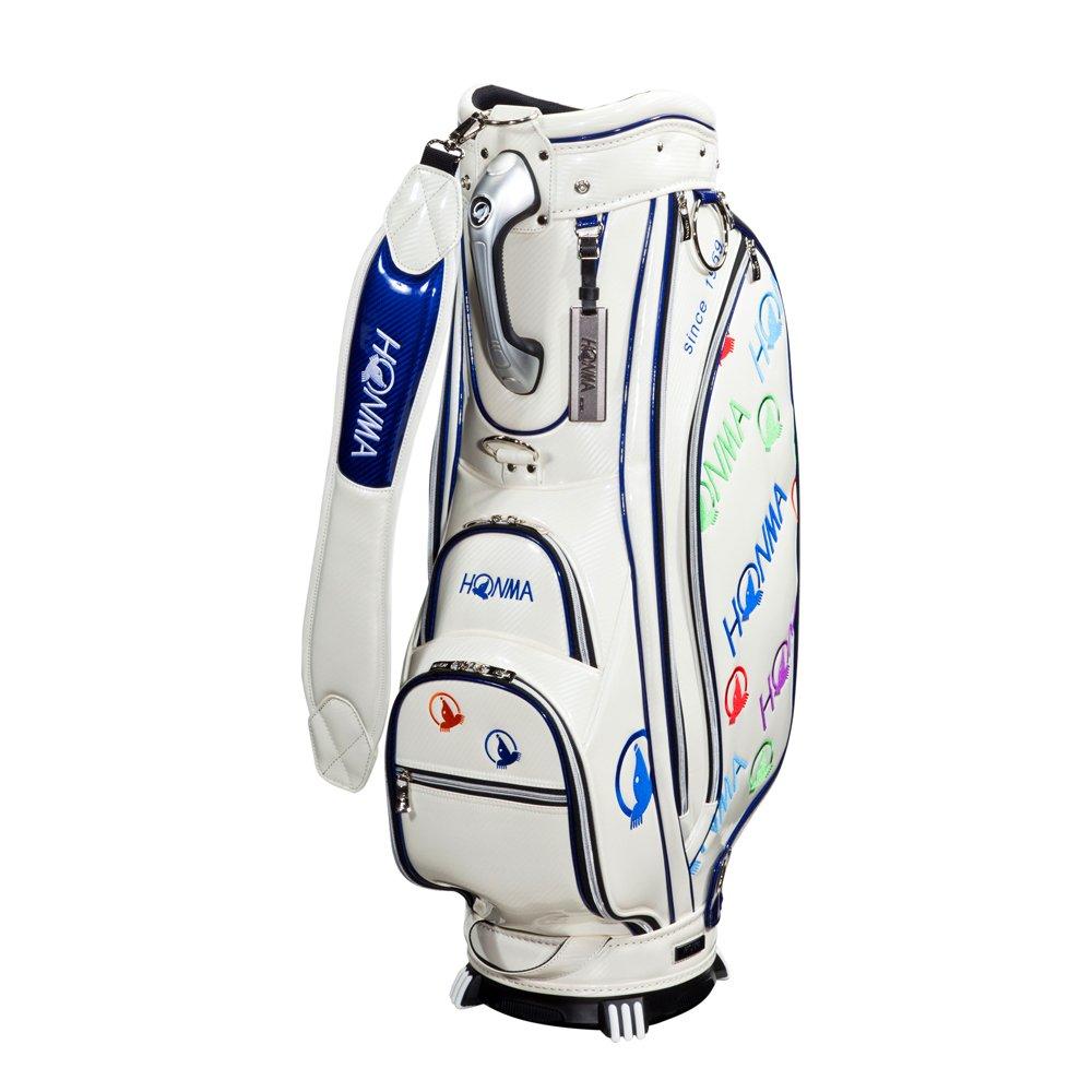 本間ゴルフ HONMA キャディバッグ CB-1728 B073Y916K7ホワイト