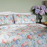 Cath Kidston Hydrangea Double Duvet Cover NEW in Packet