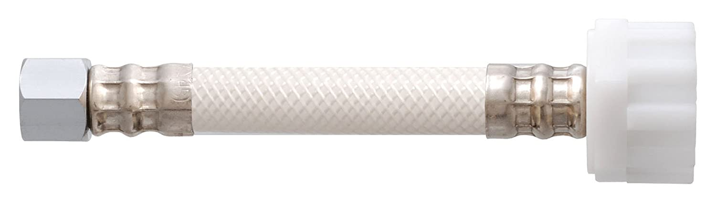 LDR Industries 507 3409 Nylon Reinforced Toilet Supply Line 3//8 x 7//8 x 9 3//8 x 7//8 x 9