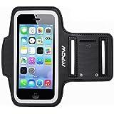 Brazalete Deportivo iPhone SE 5 5s 5c, Mpow Antideslizante Brazalete Deportivo para Apple iPhone SE, 5, 5s, 5c Impermeable de Alta Calidad para Correr